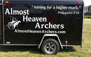 Almost Heaven Archers
